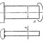 Схемы стыковых швов