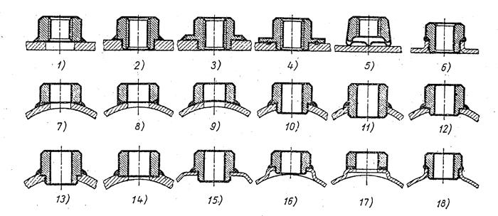 Чертежи стыковой контактной сварки фланцев к трубе