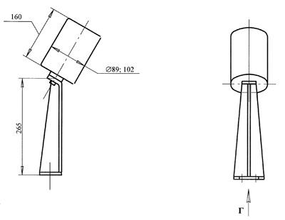 ролик дефлекторный 400-1